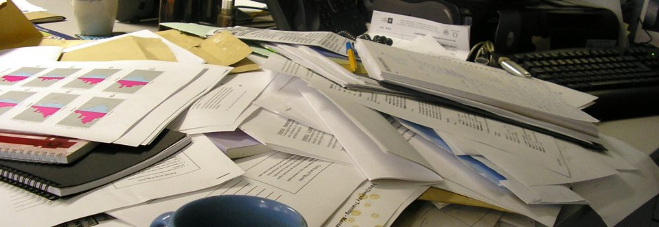 Is your paperwork up to date?